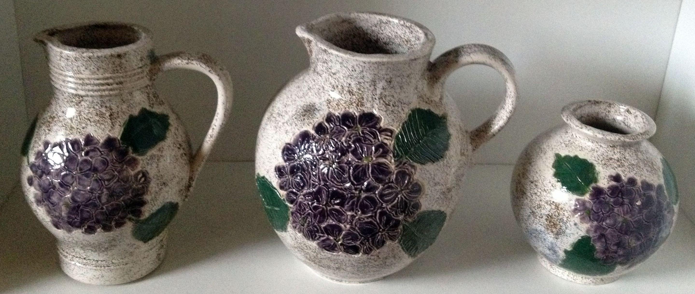 Keramik – Karin Hermansen